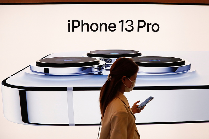 Hiányozhatnak az iPhone-ok a karácsonyfa alól
