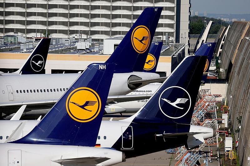 Lufthansa: vissza a feladóhoz