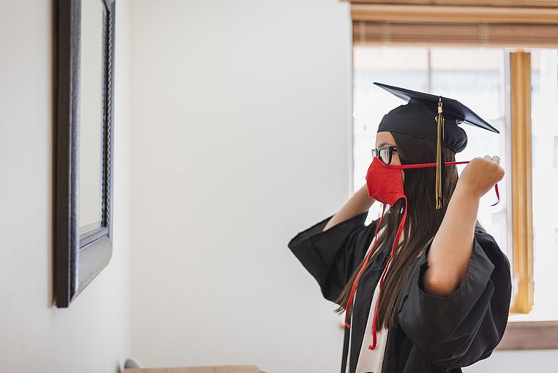 Koronavírus: kevésbé aggódnak a diákok