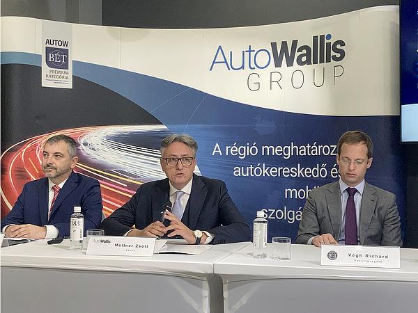 Bezárt a bazár: három nap alatt elkapkodták a kisbefektetők az Autowallis-részvényeket