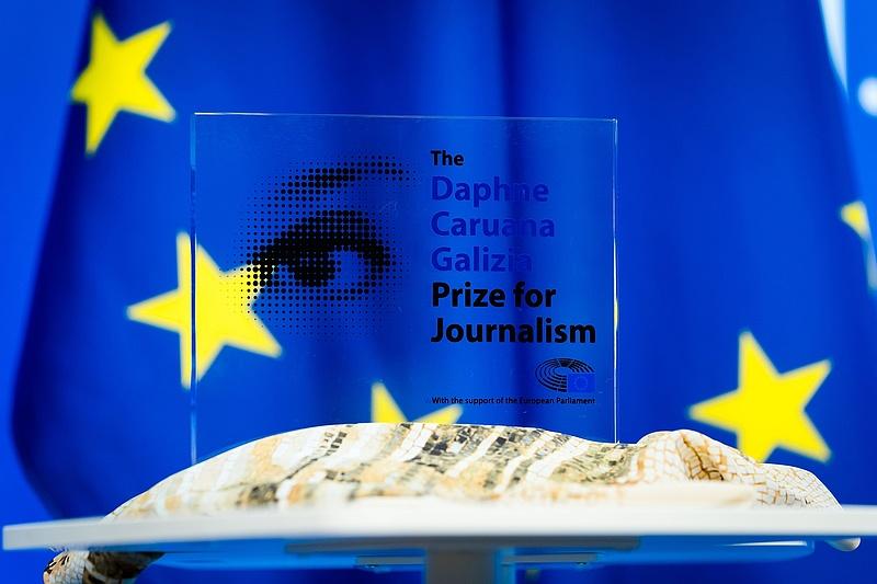 A Pegasus-projekt kapta az első Daphne Caruana Galizia újságírói díjat