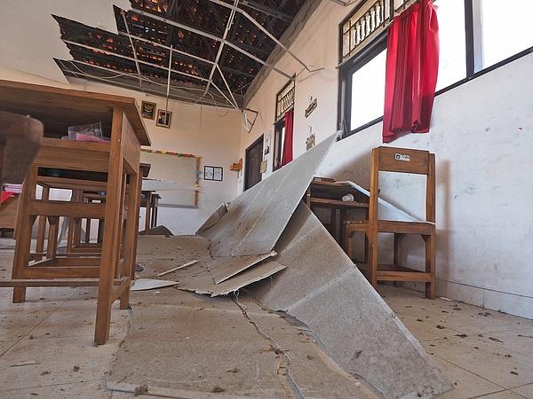 Legalább hárman meghaltak egy Balit megrázó földrengésben