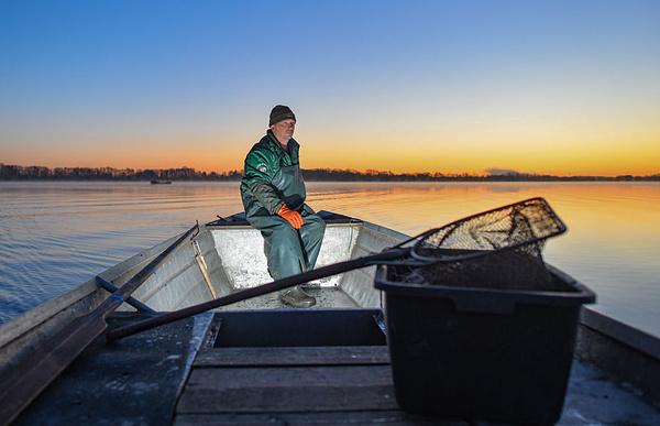 A horgászoknak üzent a miniszteri biztos