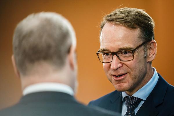 Távozik a német jegybank elnöke