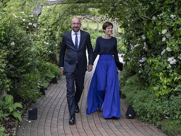 Házasságot kötött az Európai Tanács elnöke