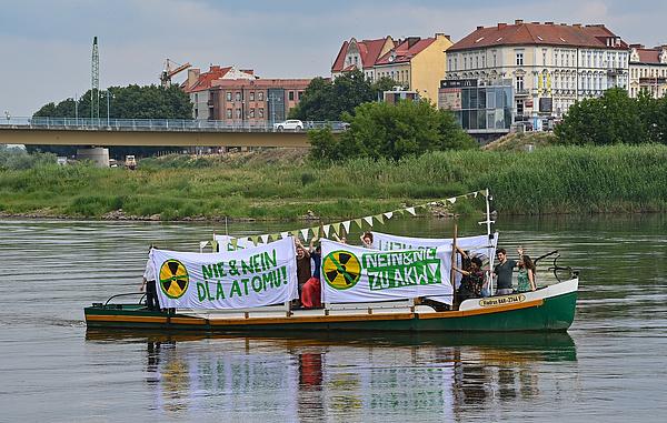 Nem akarják a lengyelek az atomot