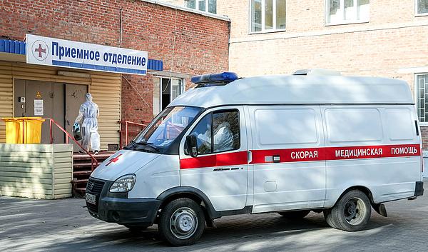 Rekordon a halálozás és az új fertőzöttek száma Oroszországban