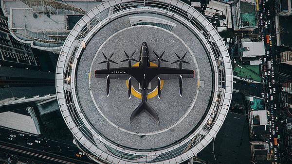 London már csak karnyújtásnyira van a repülő taxiktól