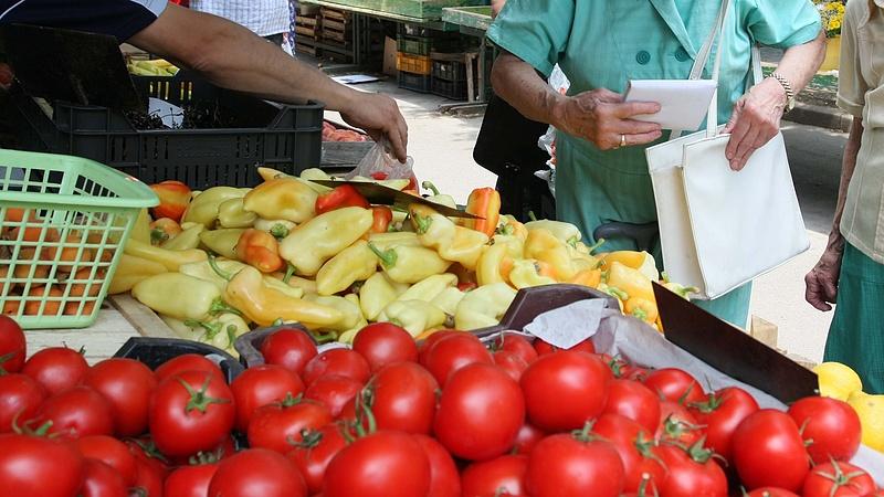 Változás lesz a gyümölcsöknél, zöldségeknél