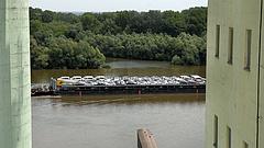 Plusz uniós forrást szerez a kormány a mohácsi kikötőnek