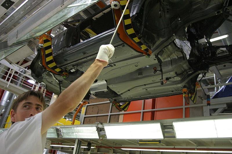 Végre meglódul az ipari paripa?