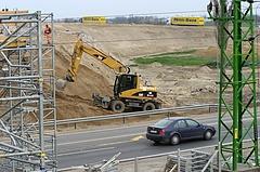 Újabb autópálya-szakasz épül