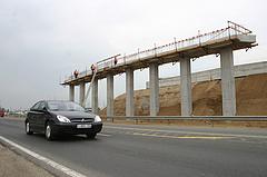 Az országhatárig épül az M85-ös gyorsforgalmi út