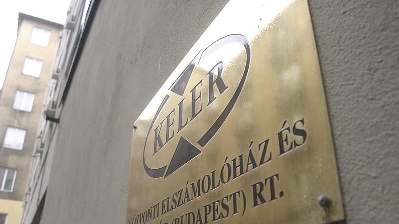 Növelte bevételeit a KELER csoport