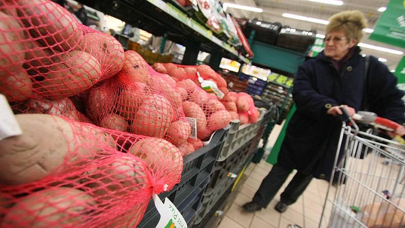Nagy a baj: szemétre kerül a magyar burgonya