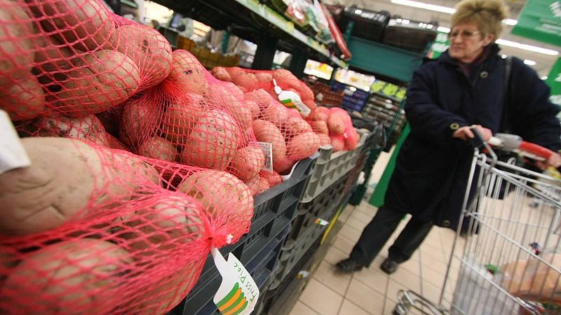 Durván drágul a zöldség Magyarországon