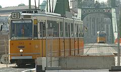 A BKV lecserélné a Ganz-villamosokat frankfurtiakra