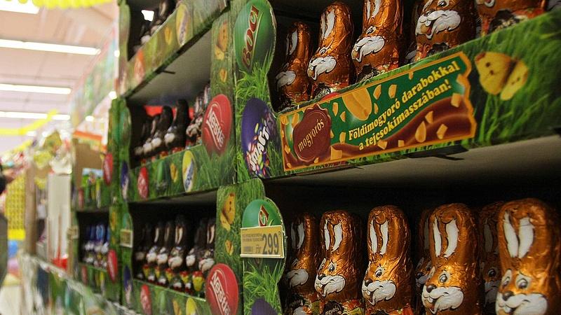Ki nem találná, ki a legnagyobb csokitermelő az EU-ban!