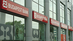 Nagy a verseny a bankok között - mondja a Budapest Bank