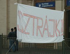 Így sztrájkol a magyar - lista az Auditól a Hankookig