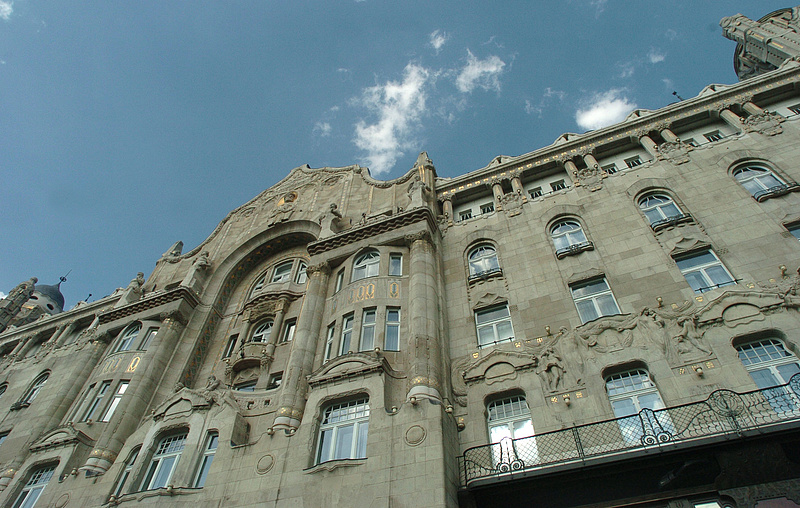 Felszámolják a Gresham-palotába fektető céget