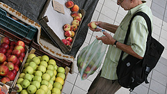 A gyümölcsök nagy része szétrohadt, a maradék ára az egekben