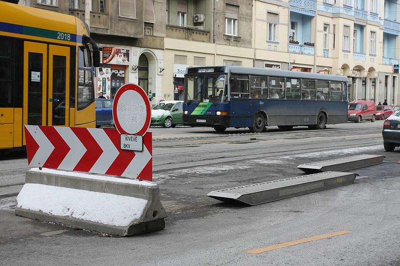 Felújítják a 4-6-os villamos vonalát: hónapokig tartó káosz jön