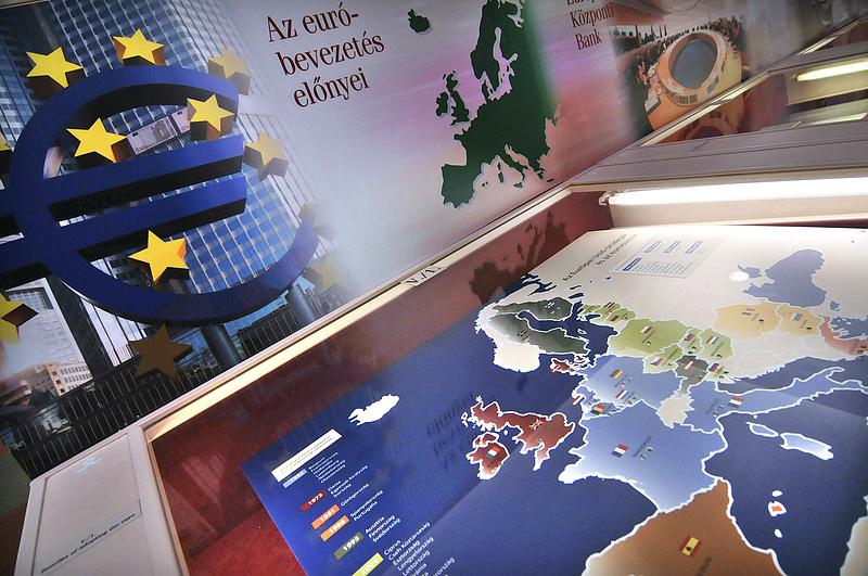Az euró bejövetele a magyarokhoz