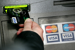 Teljesen bezöldült a Visa