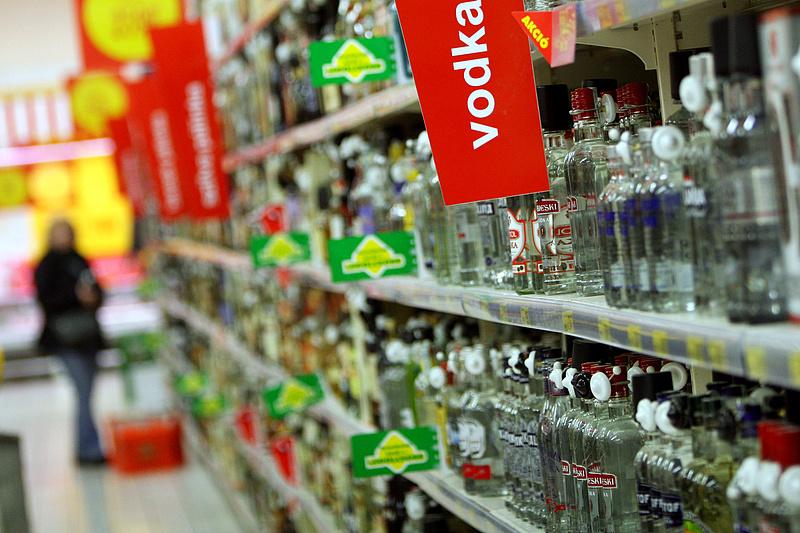 Vodkagyár-építést tett kiemeltté a kormány