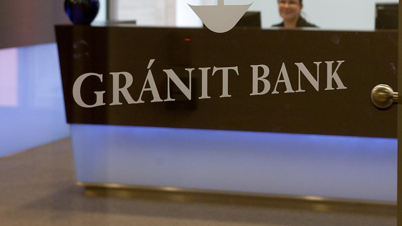 58 millió forintra büntette az MNB a Gránit Bankot