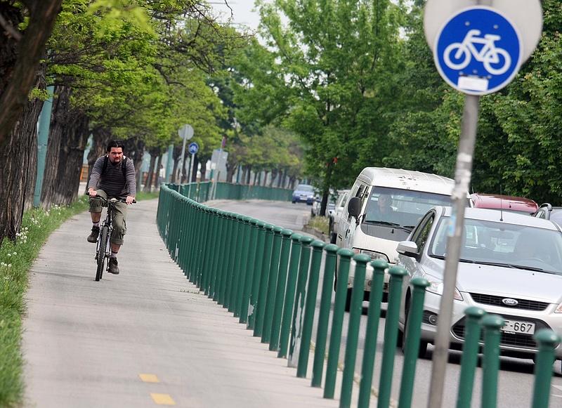 Biciklivel is elérhető lesz a Balaton Budapestről