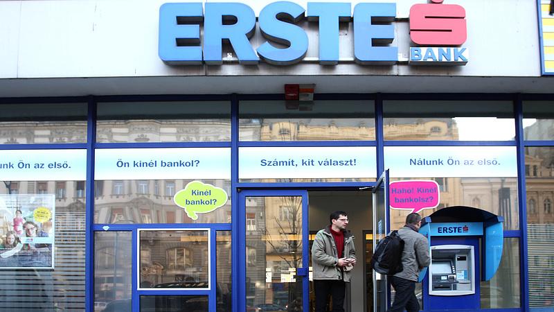 Fontos döntés született a magyarországi Erste ügyében