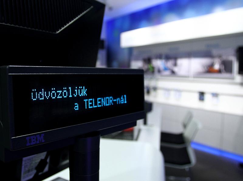 Telenor: sok előfizető, csökkenő árbevétel