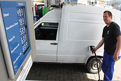 Csökkent az üzemanyagok ára