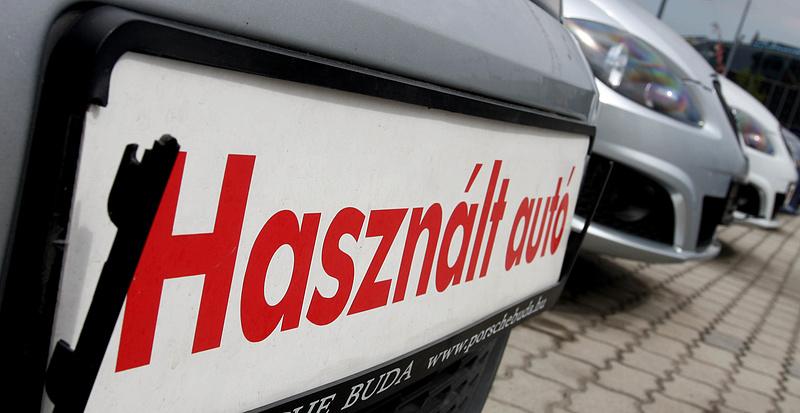 Milyen használt autót vegyen a magyar?