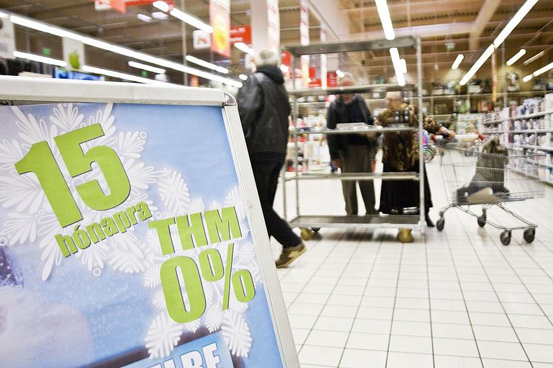 Ismét megjelentek a 0 százalékos hitelkamatok