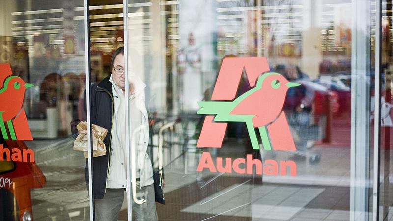 Jó éve volt tavaly az Auchannak