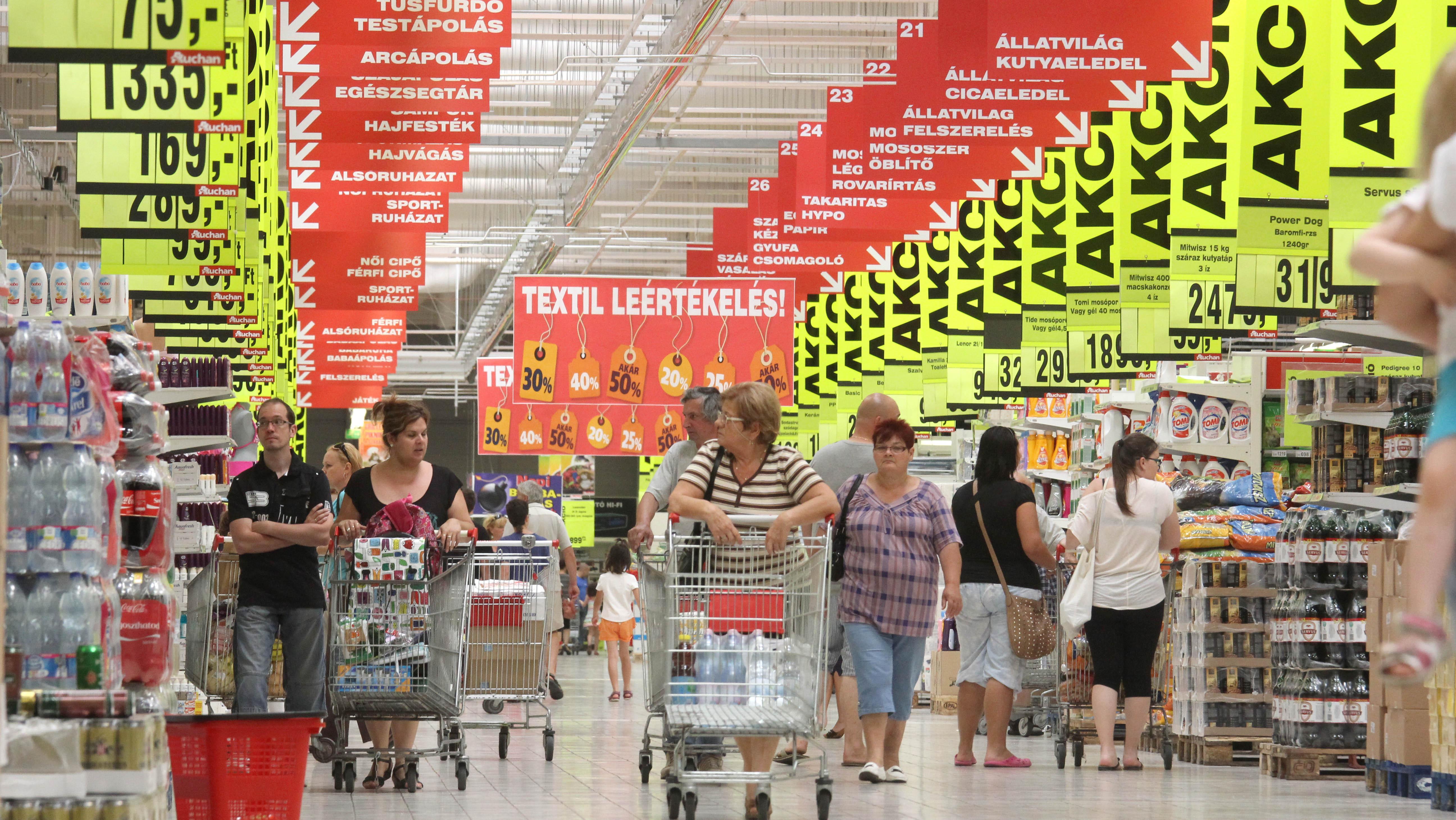 Auchan egészség