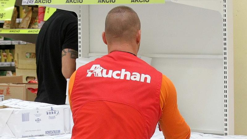 Nagyot lépett az Auchan - itt a bejelentés