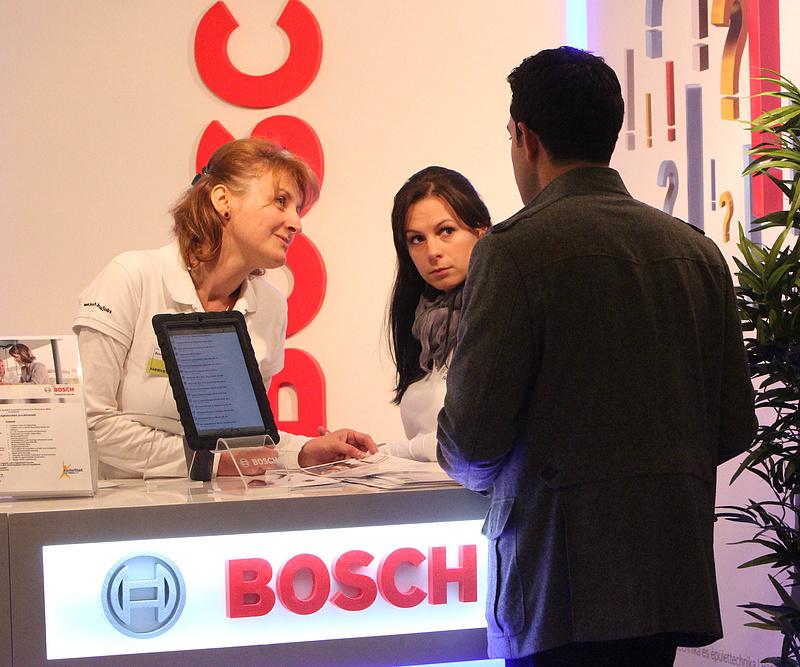 Tovább bővít a Bosch Miskolcon